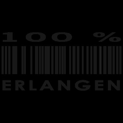 Erlangen - Ist Erlangen deine Lieblingsstadt oder dein Geburtsort? Dann ist das 100% Erlangen T-Shirt genau das richtig für dich!  - geburtsort,geboren in,Geburtsstadt,Erlangen