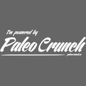 Powered by paleo crunch png