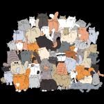 Un TAS de chats