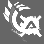 Logo Claws Simple White png
