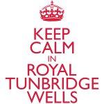 Keep Calm in Royal Tunbridge Wells