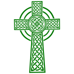irish_celtic_green_cross