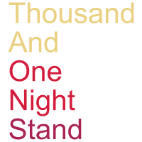 thousand and one night stand 3colors