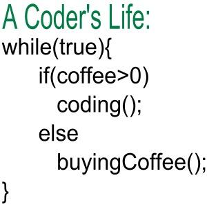 Programmierer Nerd Kaffee Programmieren Spruch