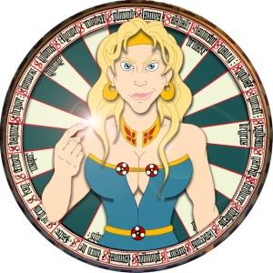 Queen Guinevere Transparent