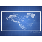 F1 Racing Blue Print Design 2.png