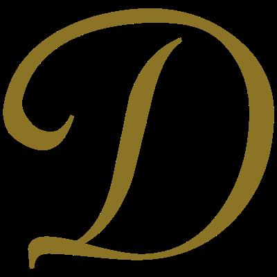 Buchstabe D - Buchstabe D - Initialen,D,Buchstabe