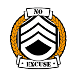 No excuse logo jaune.png