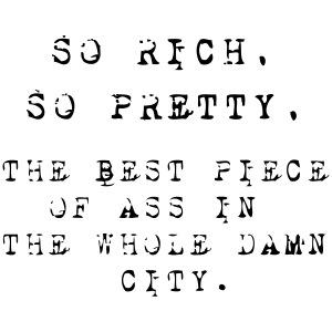so rich