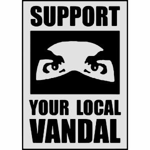 local vandal