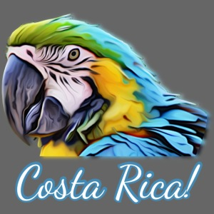 Papagei Costa Rica PNG