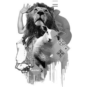 lion agneau flow