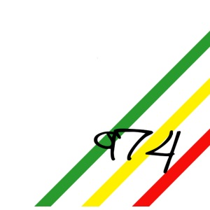 3 trait vjr, rastafari, 974