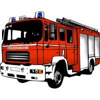 Feuerwehr / TLF / Feuerwehrauto 1