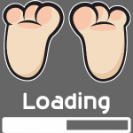 Loading... (dark)