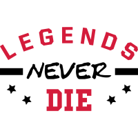 Legends never die.