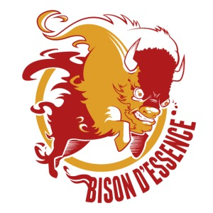 BisonLogo2 png