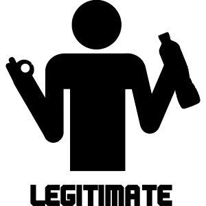 Legitimate