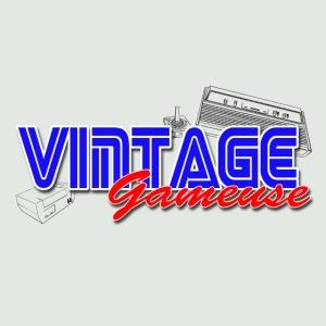 vintage Gameuse