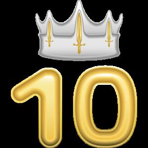 10 Geburtstag Jungen