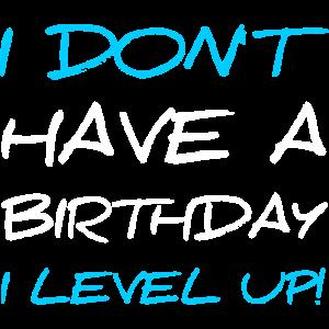 Gamer level up!