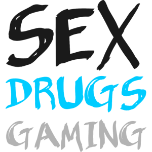 sex drugs gaming t-shirt