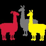3lamas-3farbig