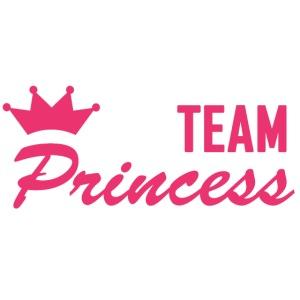 Team Princess Pink
