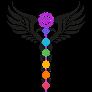 Kundalini, Chakren, Geflügelte Schlange, Spirit