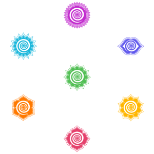 Metatrons Würfel, Cube, Chakras, Yoga Symbol
