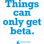 Things can only get beta
