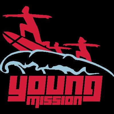 Young_Mission_Logo - Das Logo zur Initiative. - Young Mission Logo,JUPA Paderborn,Erzbistum paderborn,Erzbistum Paderborn