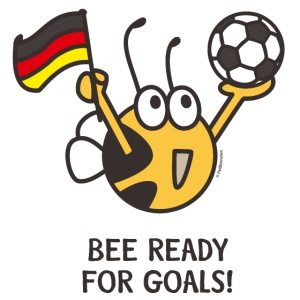 BEE READY FOR GOALS!