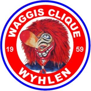 Waggis Logo 1 2 Logo 2000er voll bunt