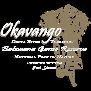 Okavango Elefant