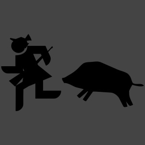 Jägerin vs Bache