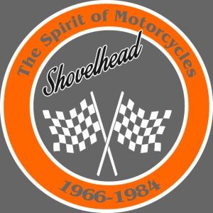 Zielflagge Shovelhead