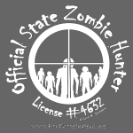 Official State Zombie Hunter (W)
