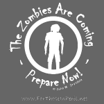 Zombies Are Coming (W)