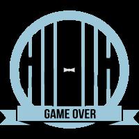 Game over JGA Knast Junggesellen abschied