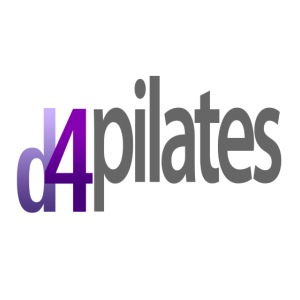 D4 Pilates - Grey logo