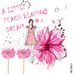 A LITTLE PEACH BLOSSOM DREAM