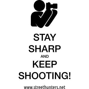 Stay Sharp and Keep Shoot