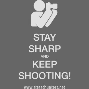 Stay Sharp and Keep Shoot