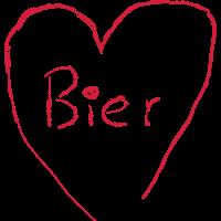Bier-Herz