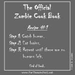 The Zombie Cook (W)