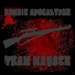 Zombie Apokalypse Team Mauser
