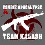 Zombie Apocalypse Team Kalash