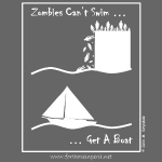 Zombies Can't Swim (W)