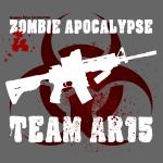 Zombie Apocalypse Team AR15